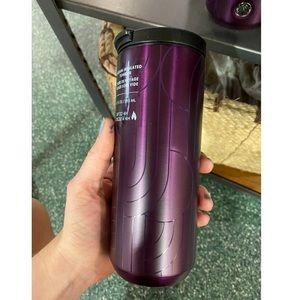 Starbucks Fall 2020 Purple Insulated Tumbler